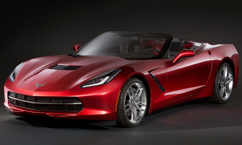 Corvette Stingray Convertible luxury car