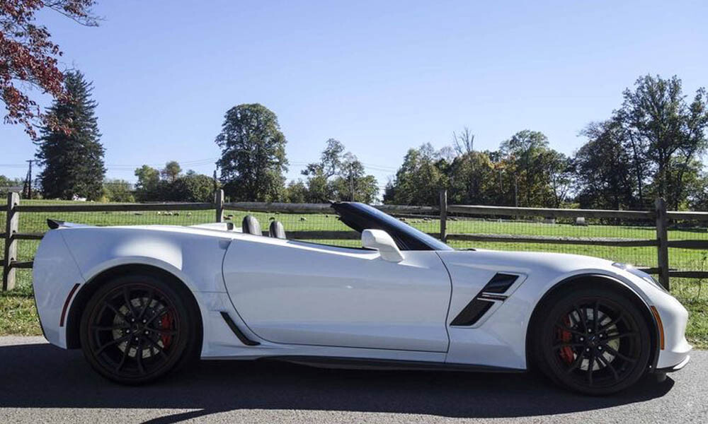 Corvette Grand Sport Z51 Package Convertible car