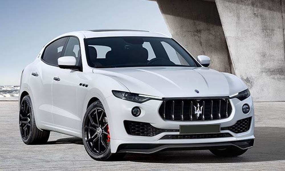 Maserati Levante luxury car