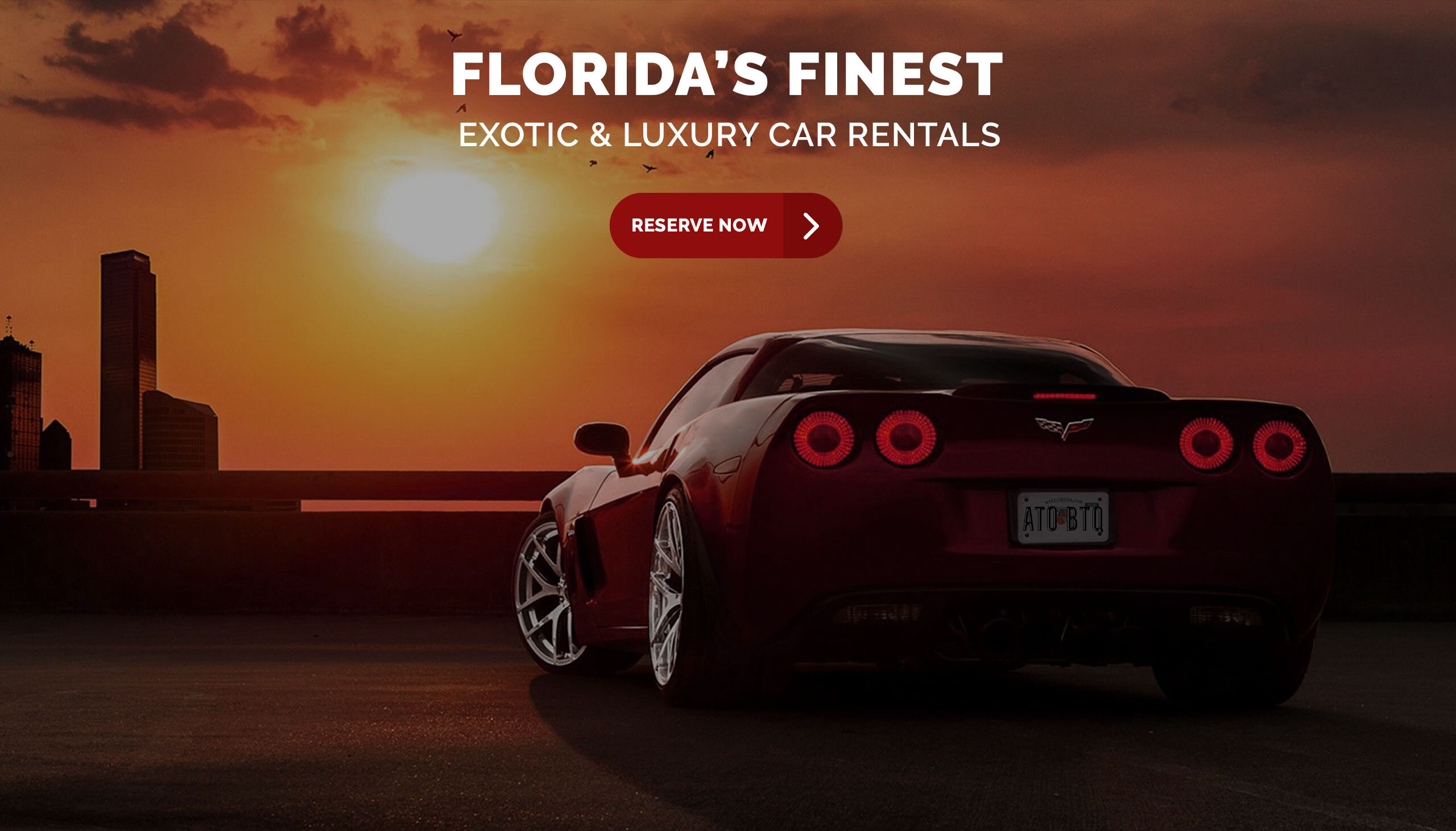 florida finest car rental.