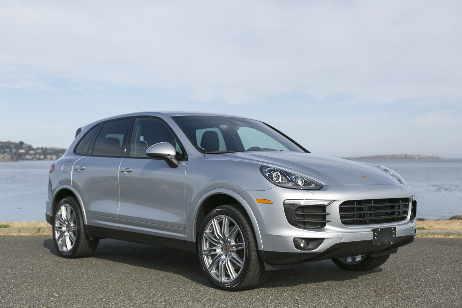 Porsche Cayenne luxury car