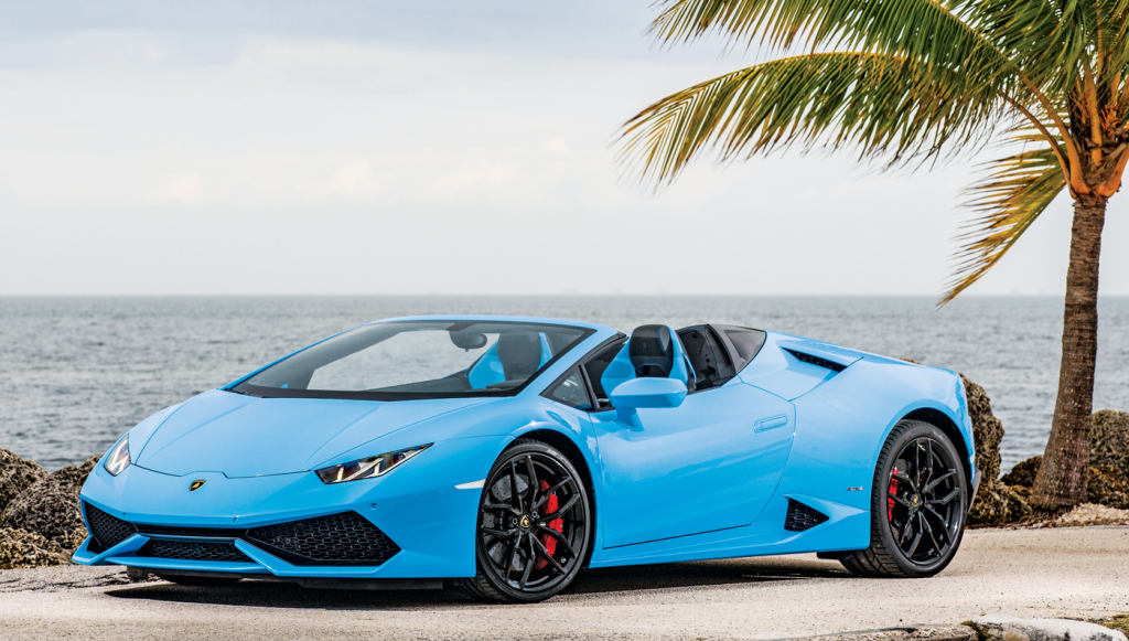 Exotic Car Rental Fort Myers